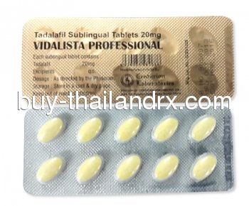 Buy Cialis Professional in Thailand