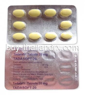 Buy  Cialis Soft in Thailand